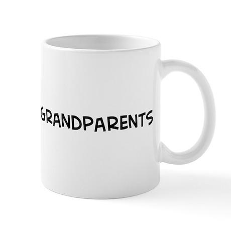 I Love My Great Grandparents Mug