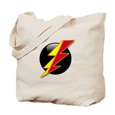 Flash Bolt Tote Bag