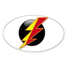 Flash Bolt Decal