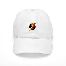 Flash Bolt Baseball Baseball Cap