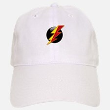 Flash Bolt Baseball Baseball Cap