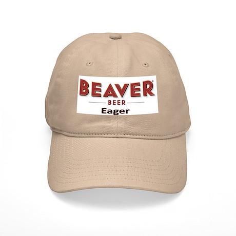 Beaver Beer Cap