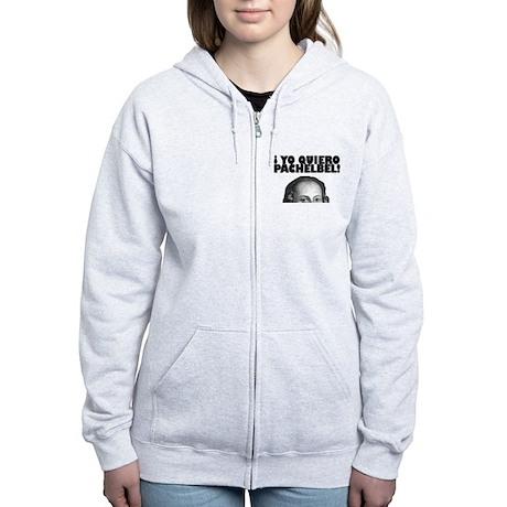 Yo Quiero Pachelbel Women's Zip Hoodie