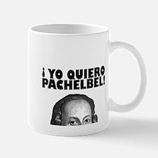 Yo Quiero Pachelbel Mug