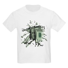 100 Dollar Blot T-Shirt