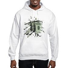 100 Dollar Blot Hoodie