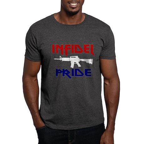 Infidel Pride/M4 Dark T-Shirt