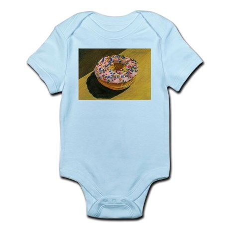 Donut Infant Bodysuit