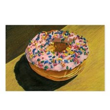 Donut Postcards (Package of 8)