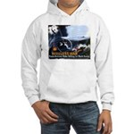 Push-Button-Killing! Hooded Sweatshirt
