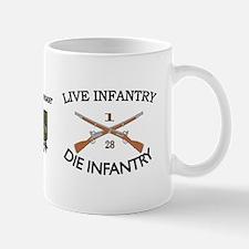1st Bn 28th Infantry Mug