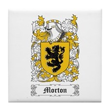 Morton I Tile Coaster