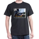Push-Button-Killing! Black T-Shirt