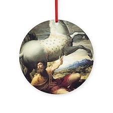 Parmigianino Conversion of Paul Ornament (Round)
