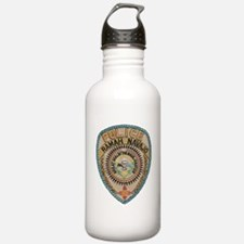 Ramah Navajo Tribal Police Water Bottle