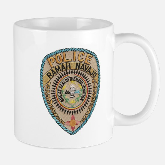 Ramah Navajo Tribal Police Mug