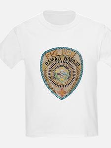 Ramah Navajo Tribal Police T-Shirt