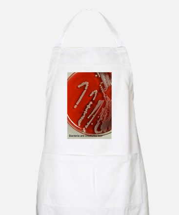 Bacteria are Creatures Too Apron