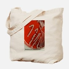 Bacteria are Creatures Too Tote Bag