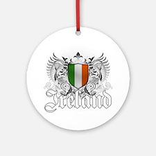 Irish pride Ornament (Round)