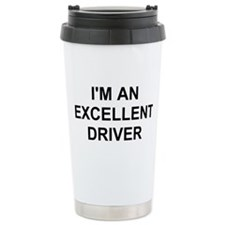 I'm Excellent Travel Mug