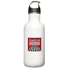 Twin Peaks Garmonbozia Water Bottle