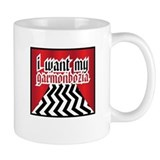 Fire walk with me Coffee Mugs