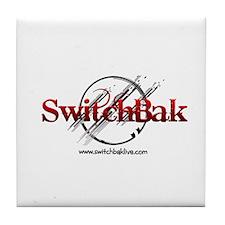 Switchbak Tile Coaster