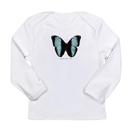 Morpho achilles Long Sleeve Infant T-Shirt