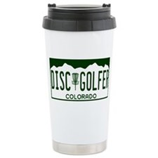 CO Disc Golfer Travel Mug