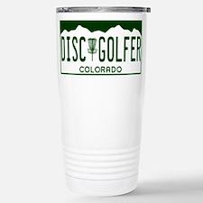 CO Disc Golfer Travel Mug
