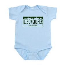 CO Disc Golfer Infant Bodysuit