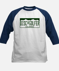 CO Disc Golfer Tee