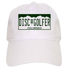 CO Disc Golfer Baseball Cap
