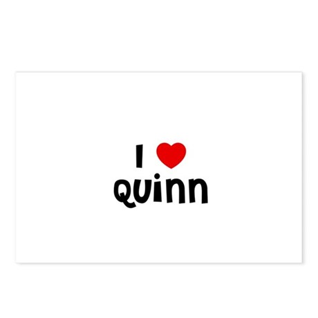 I * Quinn Postcards (Package of 8)