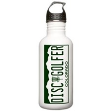 CO Disc Golfer Water Bottle