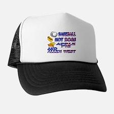 Allen West Trucker Hat