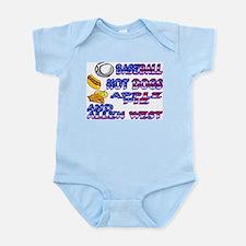 Allen West Infant Bodysuit