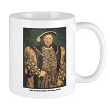 Holbein Henry VIII Mug