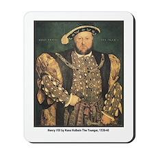 Holbein Henry VIII Mousepad