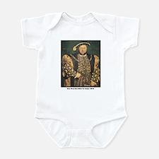 Holbein Henry VIII Infant Creeper