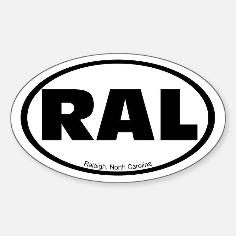 Raleigh North Carolina Bumper Stickers