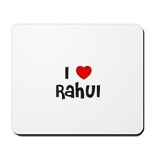 I * Rahul Mousepad