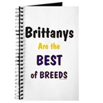Brittany Best of Breeds Journal