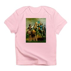 Spirit '76 - Airedale #6 Infant T-Shirt