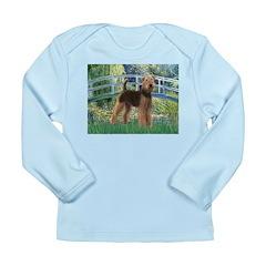 Bridge - Airedale #6 Long Sleeve Infant T-Shirt
