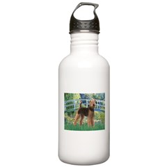 Bridge - Airedale #6 Water Bottle