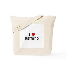 I * Ramiro Tote Bag