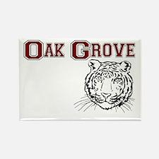 Oak Grove, Alabama Rectangle Magnet