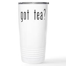got tea? Travel Mug